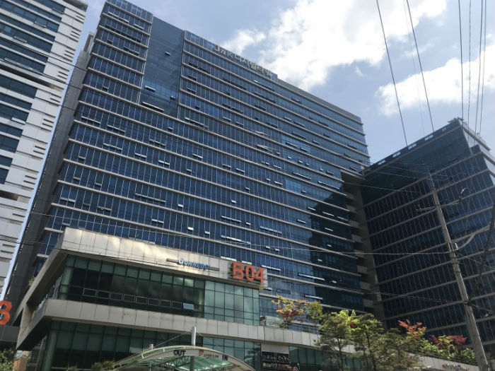 Branche Office DEKRA Korea