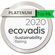 Ecovadis medaille