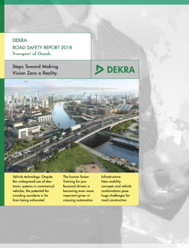 The DEKRA Road Safety Report 2018
