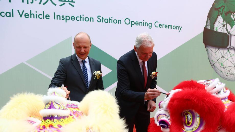 Opening shenzhen