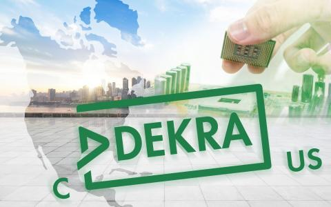 DEKRA Certification Mark