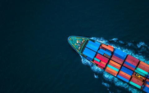 Autonomous ships will get by completely without captain and crew. Photo: Fotolia Kalyakan