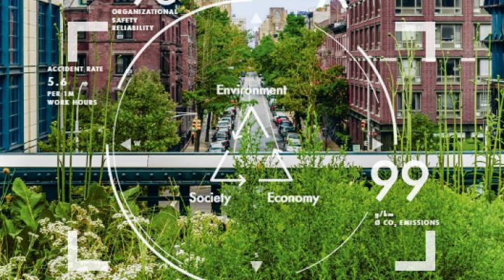 Sustainability magazine 2018